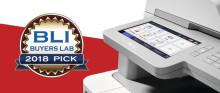 Brother conquista il Winter 2018 Pick Award con la stampante  all-in-one laser a colori top di gamma per le PMI