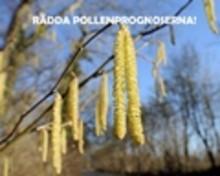 Hjälp oss att Rädda pollenprognoserna!