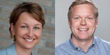 Nye ledere i Norsk Tipping AS