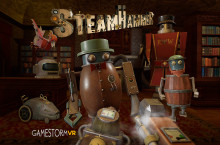 SteamHammerVR - Take your Starring Role!!