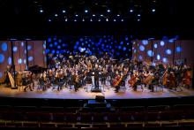 Västra Götalands Ungdomssymfoniker låter musiken berätta på Vara Konserthus