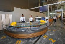 Bli med og test Oslo Lufthavns nye sikkerhetskontroll
