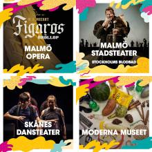 Fortsatt samarbete med Malmös kulturinstitutioner - Hipp är Malmöfestivalens nya teaterscen!