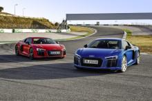 "Audi R8 er ""2016 World Performance Car"""