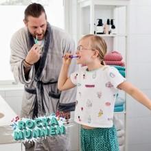 Folktandvårdens app förändrar vardagen för föräldrar