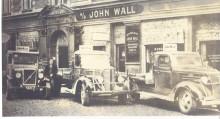 Anrika John Wall certifierades av Knivakademien