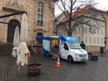 Beratungsmobil der Unabhängigen Patientenberatung kommt am 20. April nach Lauterbach.