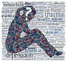 Psykiska besvär är inga sjukdomar