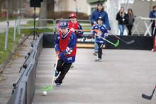 Barn ges möjlighet att träna med LHC-stjärnor