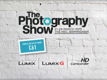 Panasonic's 4K Themed Stand Set To Impress At The Photography Show 2015