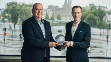 Årets Klimatkomet tilldelas Arlanda Flygbränslehantering AB