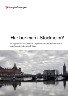 Hur man bor i Stockholm