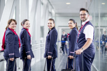 Norwegian med en passagerartillväxt på 15 procent i april