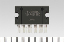 Toshiba Launches DC Brush Motor Driver ICs for Industrial Equipments Supporting High Current and Voltage