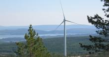 Svevia bereder väg för vindkraftpark på Målarberget
