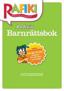 Ny bok om alla barns rätt