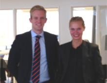 Ekan välkomnar två nya konsulter till Stockholm