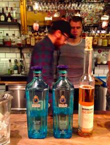 Brännland Cider maj 2015, Danmark, Cocktails och Rabarber