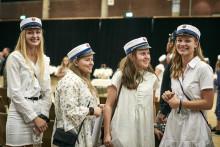 Demokratiske og støttende studenter til translokation på Tradium Handelsgymnasiet i Randers