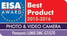 Panasonic's 4K Digital Imaging Products Named 'Best Product' by European Imaging and Sound Association
