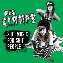 "Das Clamps kick off bi-valve revolution with ""Sh*t Music For Sh*t People"""