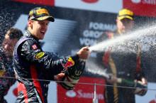 Formel 1-sesongen avsluttes i Brasil Grand Prix