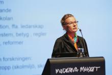 Eva Bojner Horwitz ny ordförande för Institutet Dans i skolans Vetenskapliga råd