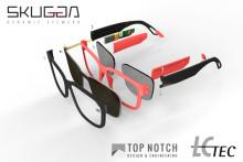 LC-Tec och Top Notch Design inleder samarbete kring dimbara solglasögon