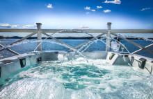 Krägga Herrgård sjösätter nytt Sjöspa
