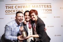 Chivas Regal gratuliert Atsushi Suzuki