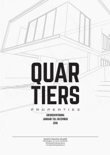 Quartiers Properties årsredovisning för 2018 har publicerats