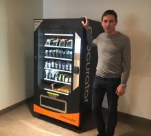 Förenkla din lagerhållning med vending maskin SavePro