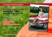 Invitasjon til lanseringsfest: Tine Solheim - MAGISK SØM Fem stilarter du kan sy selv
