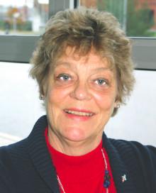 Nätverket mot cancers ordförande Katarina Johansson är en av sjukvårdens 100 mäktigaste, enligt Dagens Medicin