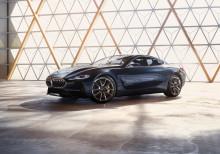 BMW viser i dag en forsmag på fremtiden