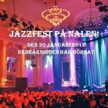 Jazzfest på Nalen till förmån för integrationsprojekt