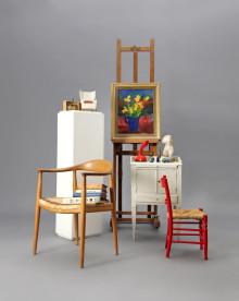 200.000 SEK till stipendiefond via auktion på Röhsska museet