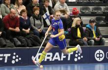 Sveriges U19-damlandslag förlorade superdrama mot Finland