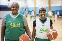 Alvik Basket vill ta nästa steg med två nyförvärv
