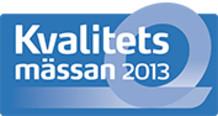 Förenade Care på Kvalitetsmässan 2013