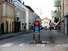 Växjö - framgångsrikt mobilitetsarbete för persontrafik och varutransporter