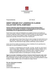 Ta chansen till en gratis övernattning på Clarion Collection Hotel Kompaniet!