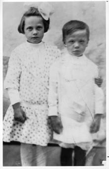 Titanic – en småländsk familjs öde