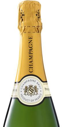 Nu finns Sveriges mest prisvärda Champagne i alla Systembolagsbutiker!