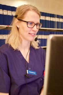 Förebyggande behandling efter stroke bättre med uppföljningar per telefon