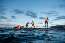 Garmin® går in som Internationell sponsor till Ötillö swimrun world series