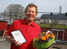Göran Köllerström blev Årets Affärsnätverkare i Västra Sverige 2008 inom BNI