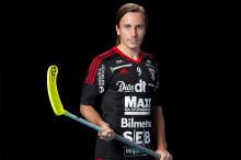Alexander Galante Carlström är Årets spelare 2016/17