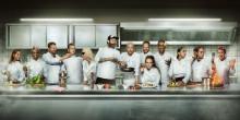 Mange kokker, mye søl: Endelig kåres Camp kulinaris-mesteren på TV3!
