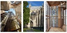 AkzoNobel liefert Beschichtungen für historische Erweiterung der Westminster Abbey